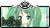 [PC] Miku Stamp by CyberPhazon420