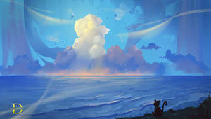 Cat Clouds