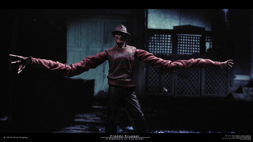 31 Days of Horror 2014 - A Nightmare on Elm Street (1984)