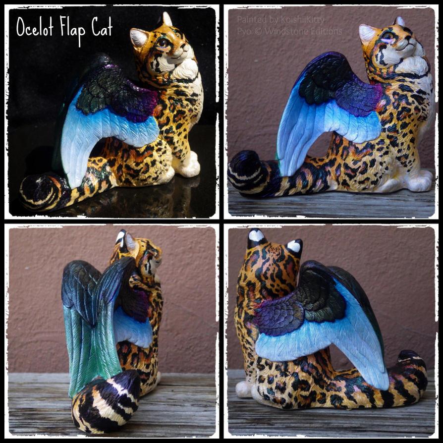 ocelot flap Cat group by Biorave