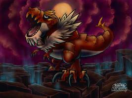 Primevil Roar