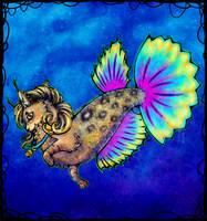 Kitty Wings Purrmaid