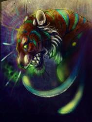 Bloodstone Tiger