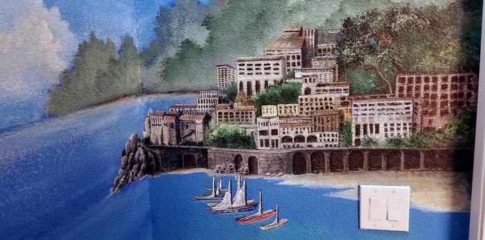 Mediteranian Vantage Point 3