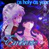 As holy as your embrace by saiyuki-fan-girl
