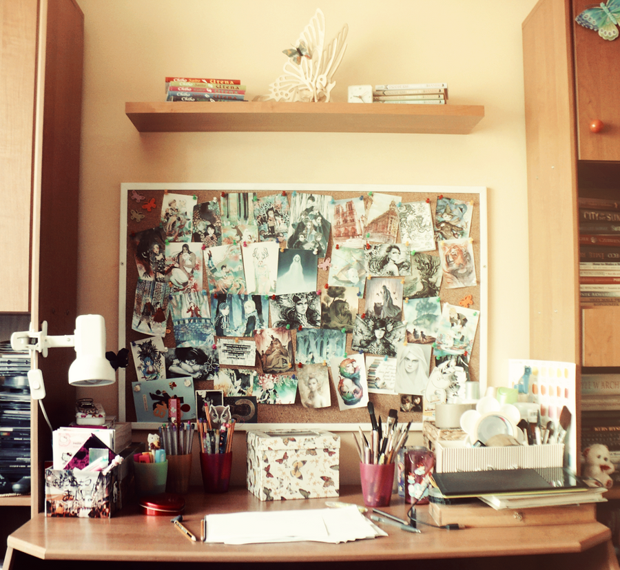 my_workspace. by Lady2