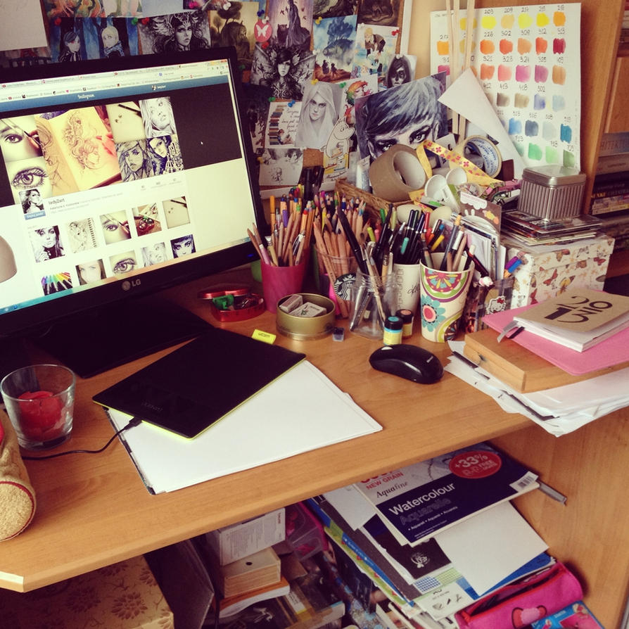 my_workspace2. by Lady2