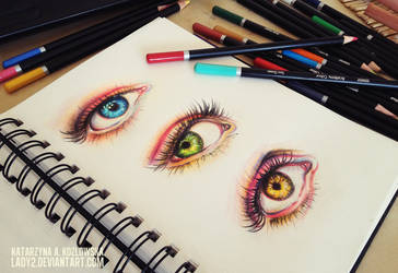 eyes_practice. by Lady2