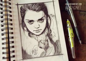 princess_of_winterfell. by Lady2
