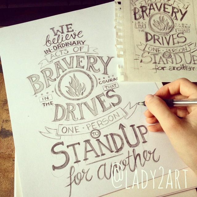 bravery_hand-lettering.