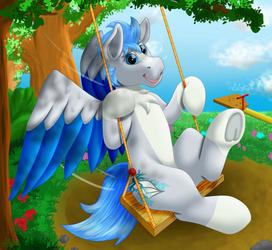 Zephyr Pegasus [commission]