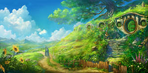 Once Upon A Time In Hobbiton