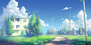 Memory of nanshou street