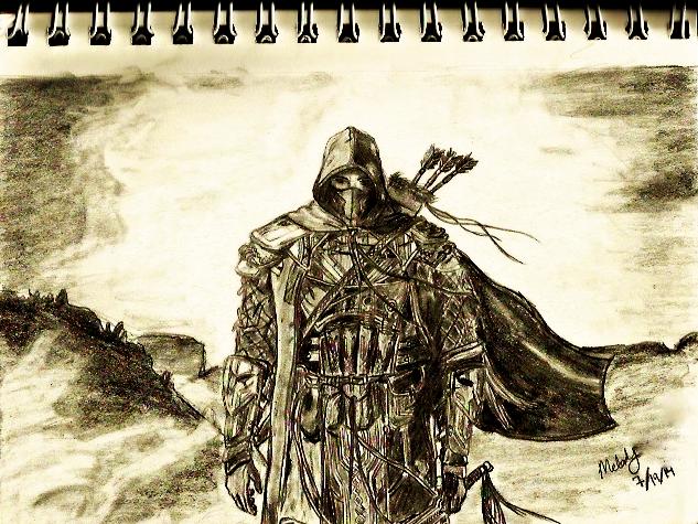 Elder Scrolls Thief by MaximumARide