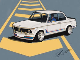 Bmw 2002 Turbo by figueiras