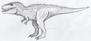 Jurassic World: Dominion Cretaceous Rex