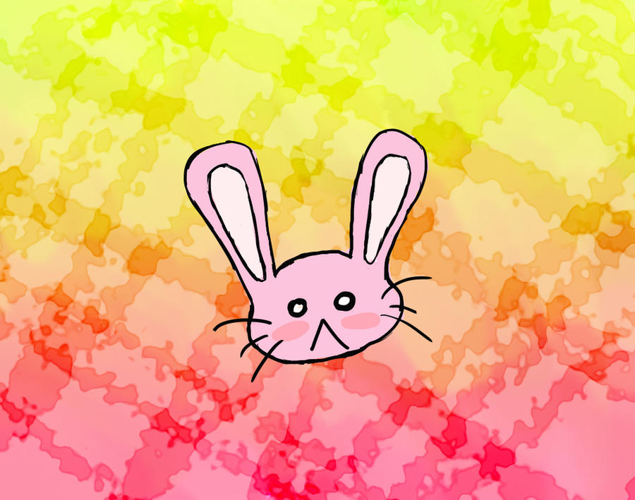 bunny wallpaper. unny wallpaper 2 by