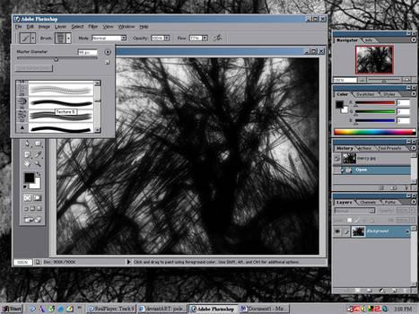 joel's desktop mar. 23