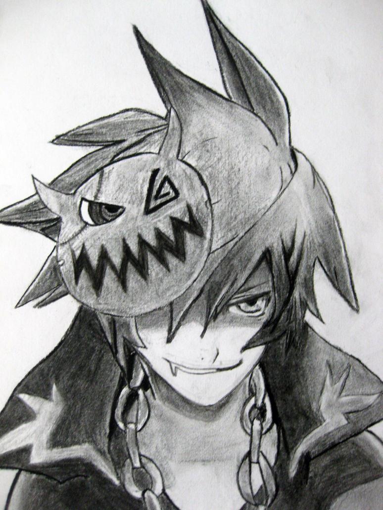Halloween Town Sora Sketch by Scribblesaur on DeviantArt