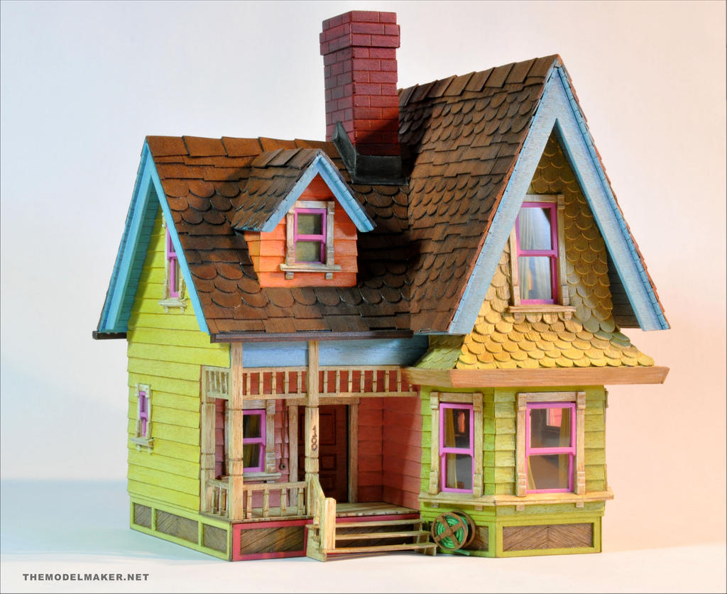 Up Dollhouse By Artmik On Deviantart