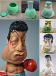 Making of Rocky Munny