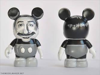 Vinylmation Walt Disney by artmik