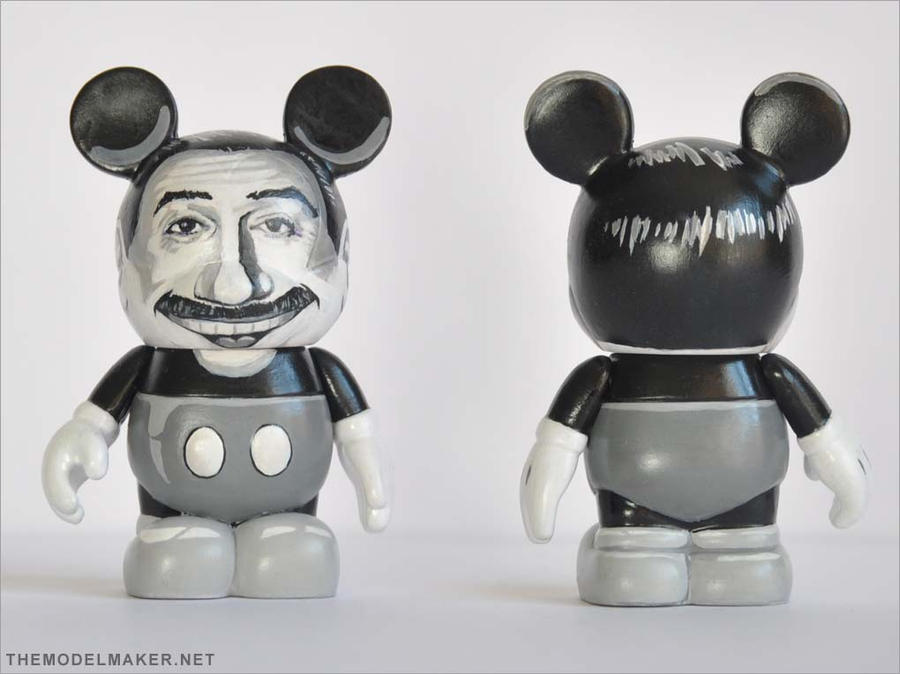 Vinylmation Walt Disney by artmik