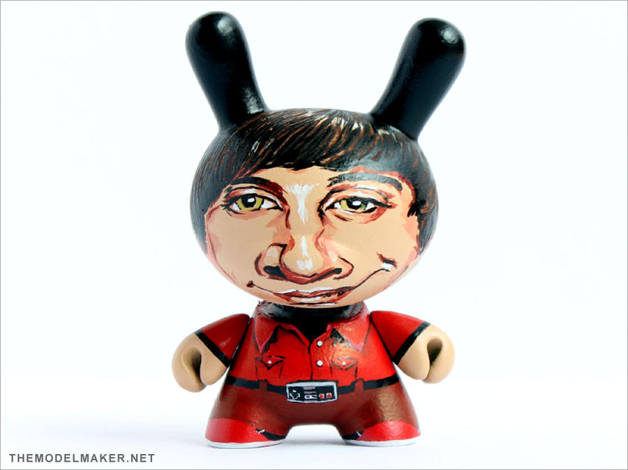 Howard Wolowitz dunny by artmik