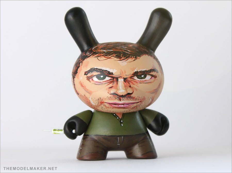Dexter dunny by artmik