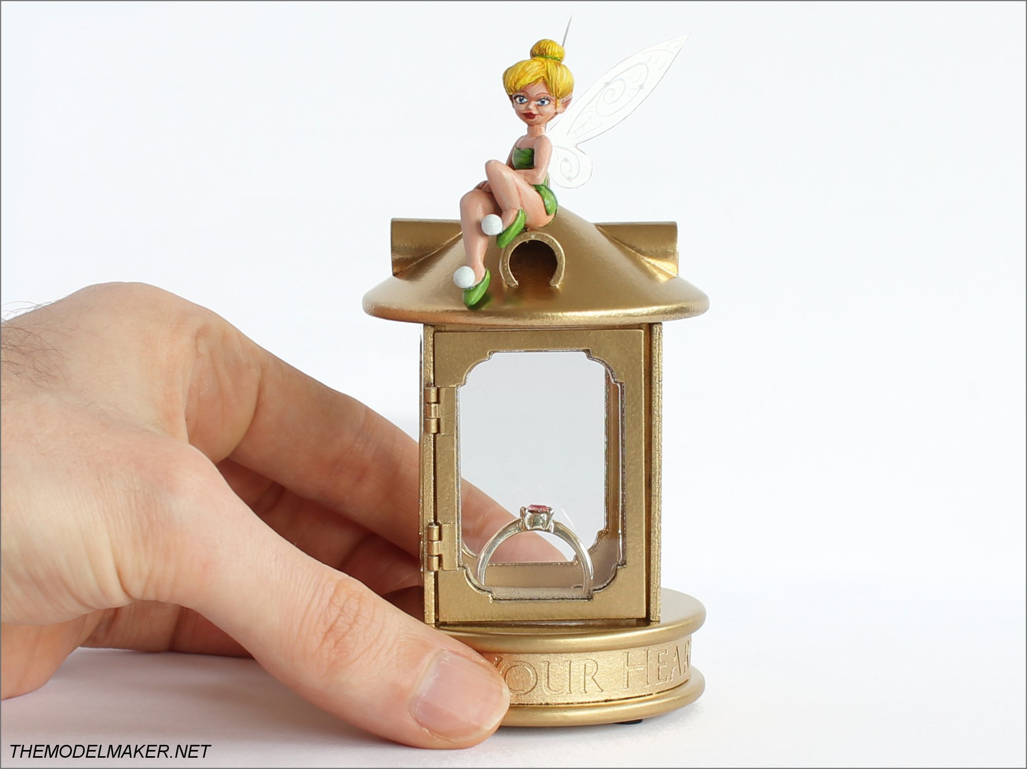 Tinkerbell Engagement Ring Box By Artmik On DeviantArt