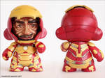 Iron Man Mark 42 munny