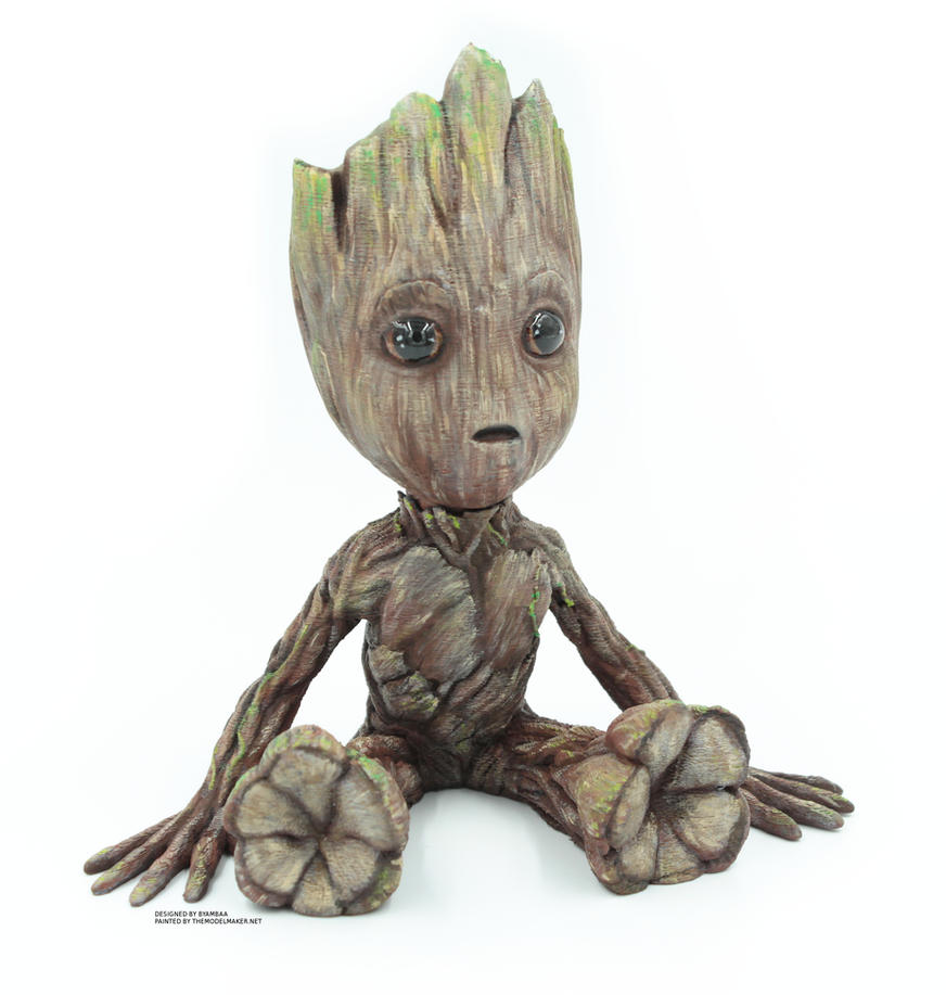 Babygroot 2 by artmik