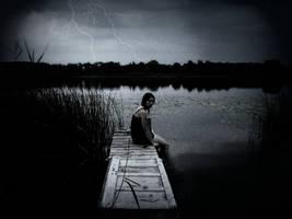 Like a thunder without rain