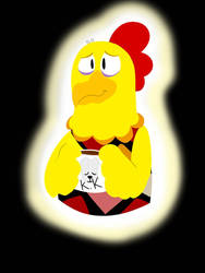 Egbert  by Nervous-Chicken