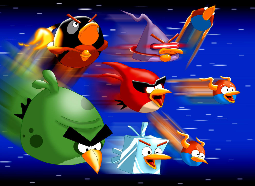 angry birds space angry birds space