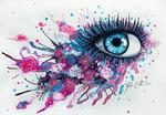 The eye by Shadowunicorn6624