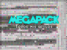 +MEGAPACK STYLES by ISatQuietly