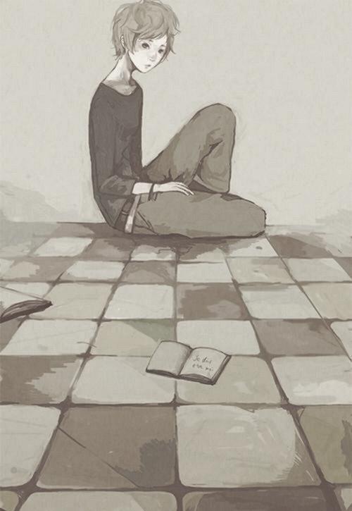 Shy boy .. by AsukaXD