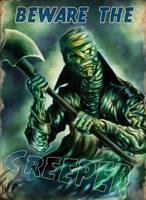 Beware the Creeper by Steelpengu