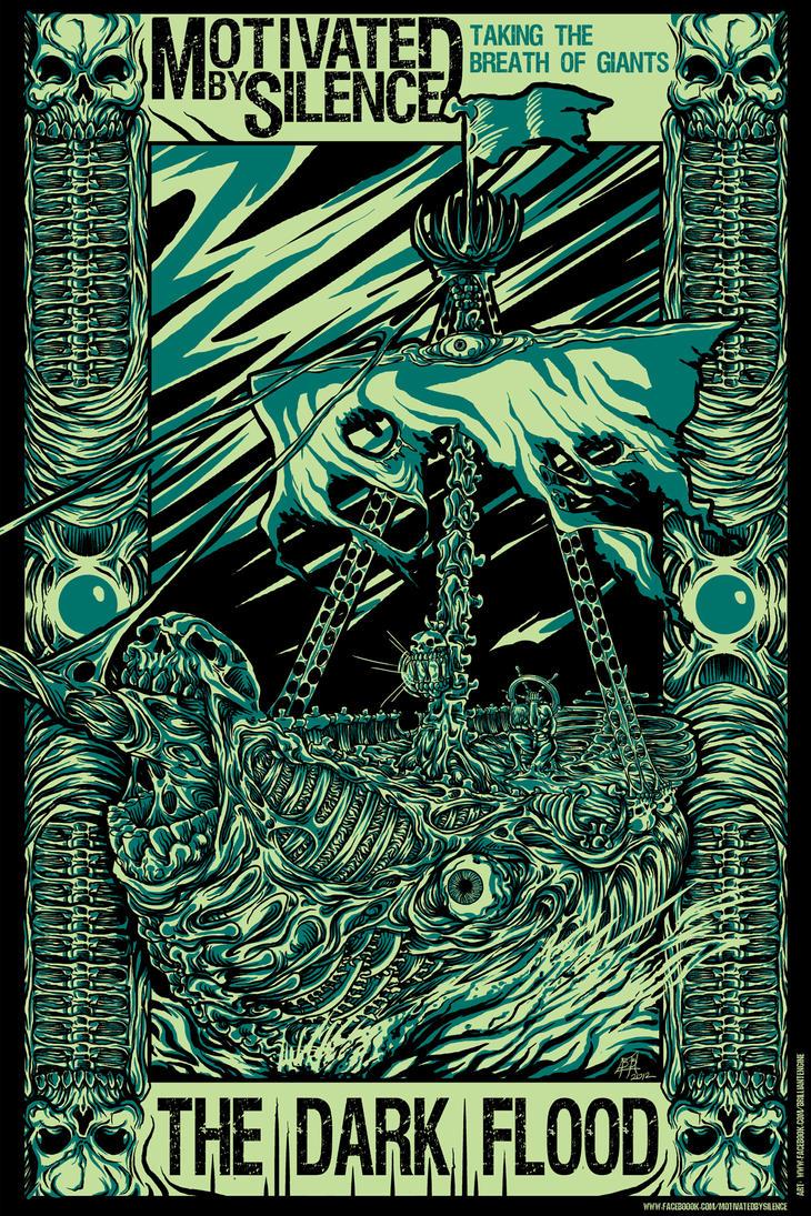 The Dark Flood by Steelpengu