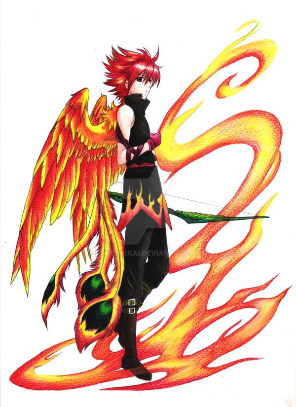 prince of phoenix by Phoenixkai
