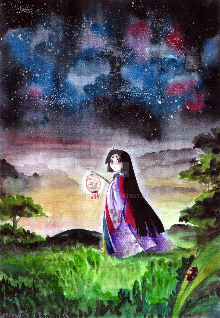 Dream of Stars by Phoenixkai