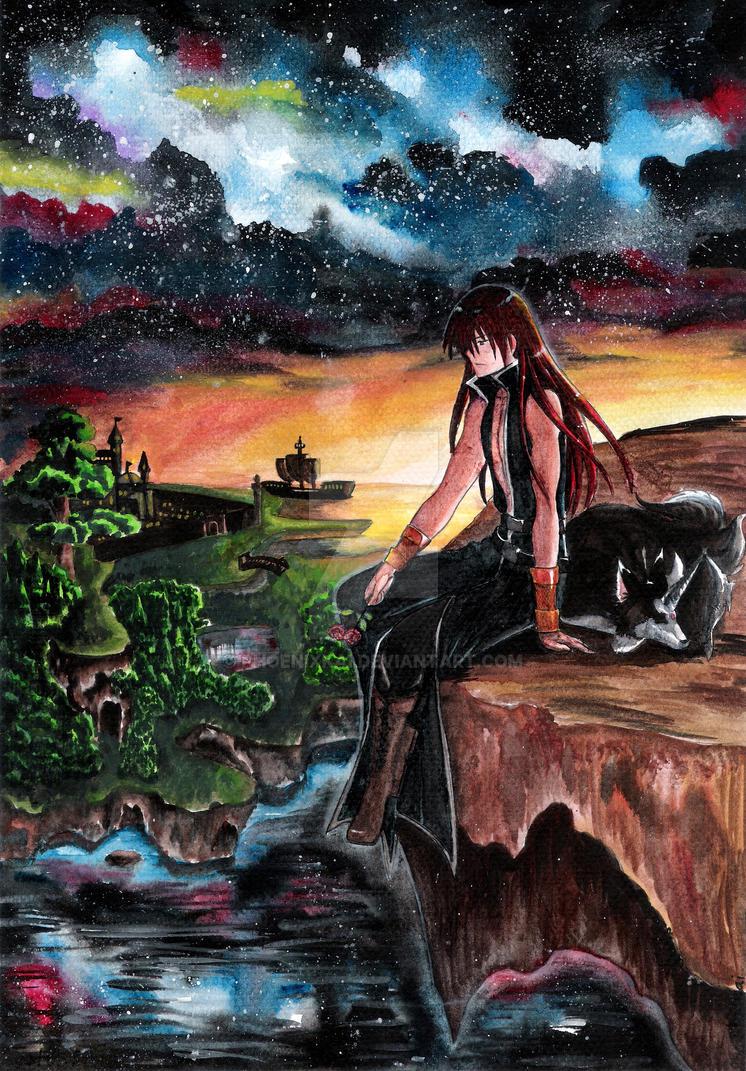 loneliness by Phoenixkai