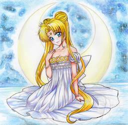 FA: Sailor moon: Saranity Princess