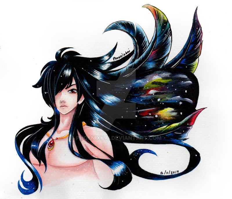 hair nabura by Phoenixkai