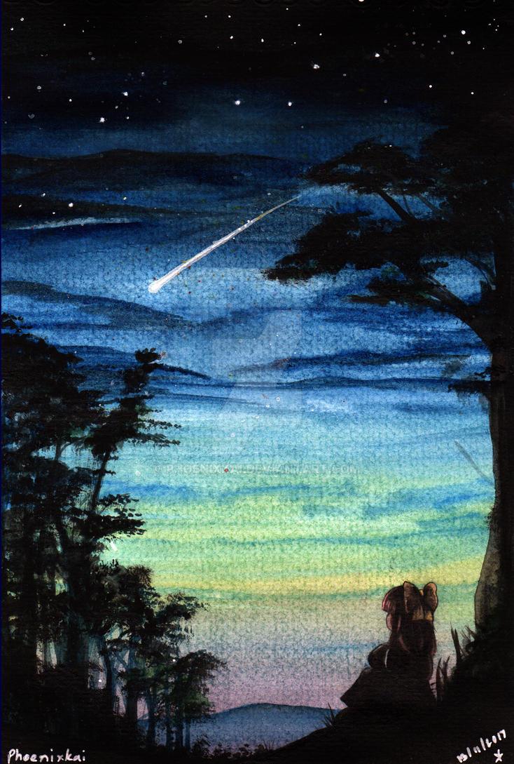 Meteor by Phoenixkai