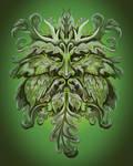 Green Man - Deep Forest