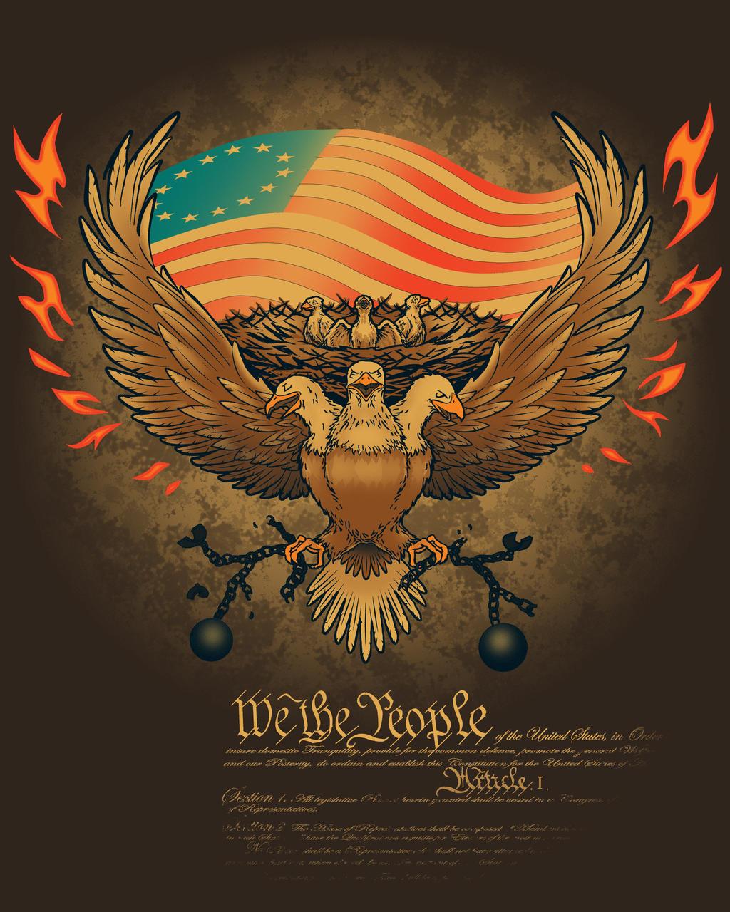 American Ideals by paxdomino on DeviantArt