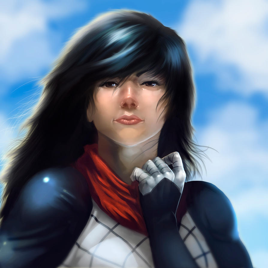Silk! by frixinthepixel