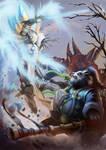 Heroes of Storm Battle!